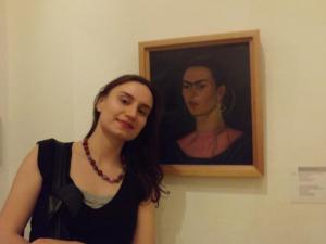 Anesa and Frida