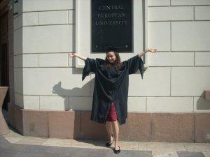 CEU graduation